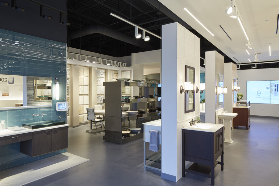 Kohler Signature Store by Supply New England Burlington, MA