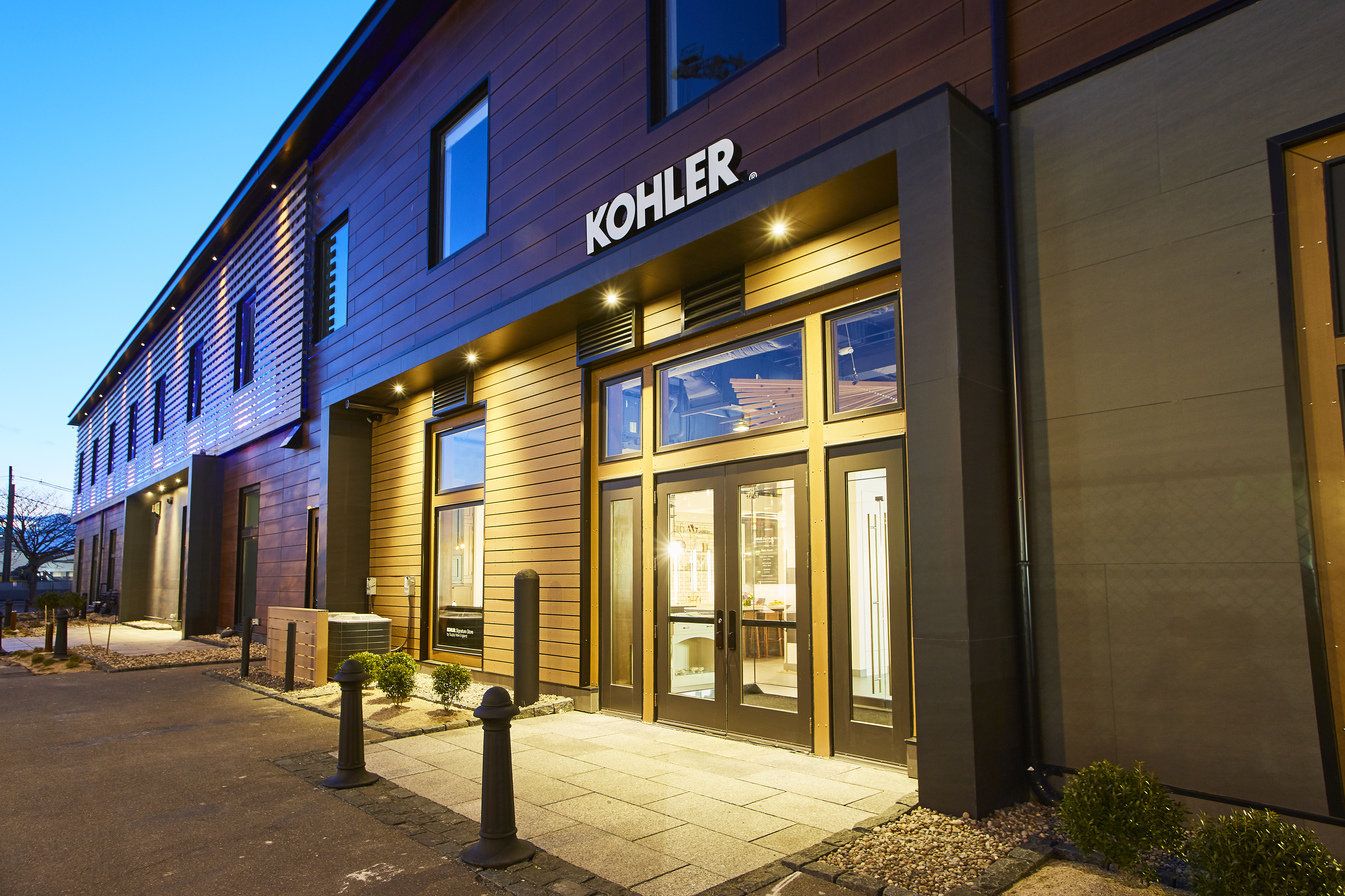 The Kohler Signature Store by Supply New England - Boston, MA Kitchen Bath Gallery Location