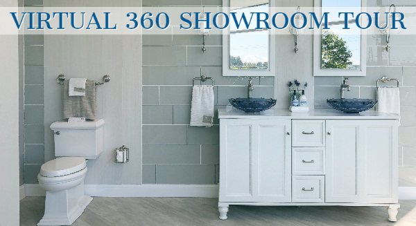 Take a Virtual 360 Tour of our Uxbridge Showroom!
